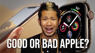 iPhone XS/XS Max/XR and Apple Watch Series 4 Reactions!