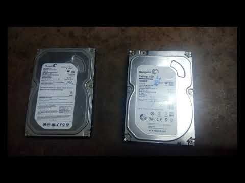 Introduction of Hard disk
