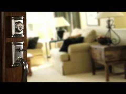 SmartKey Deadbolt with Re-Key Technology from Kwikset