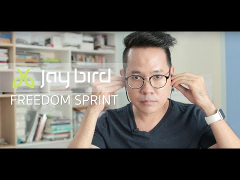 siampod ep 48 : รีวิว - หูฟัง Jay Bird - Freedom Sprint