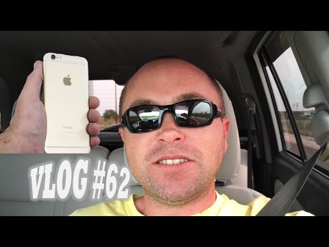 iPhone 6 - First Vlog With This New Device! (Vlog #62)