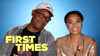 Download Samuel L. Jackson And Regina Hall Tell Us About Their First Times Video