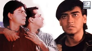 Salman Khan GOT Karan Arjun Because Of Ajay Devgn | Lehren Diaries