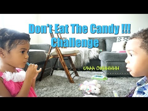 DON'T EAT THE CANDY CHALLENGE | WATCH UNTIL THE END #TWIN CHALLENGE