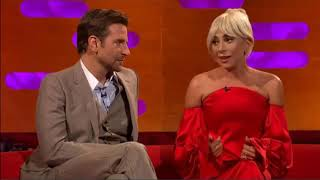 The Graham Norton Show S24E01 Bradley Cooper, Lady Gaga, Ryan Gosling, Jodie Whittaker