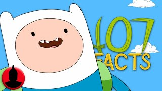 107 Finn the Human Facts YOU Should Know! (107 Facts S6 E26)   Channel Frederator
