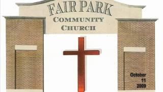 Disrespectful and Rebellious Children - October 11, 2009 at Fair Park Community Church