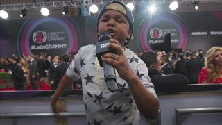 Download Remezcla Does The Latin Grammys Red Carpet With Pio Video