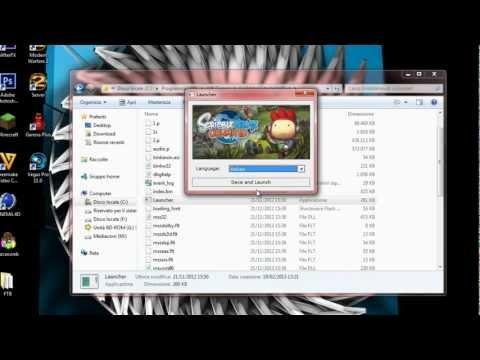 Tutorial - Download Scribblenauts Unlimited Full [ITA]