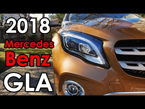New Mercedes Benz GLA Review Acceleration and Exhaust Sound