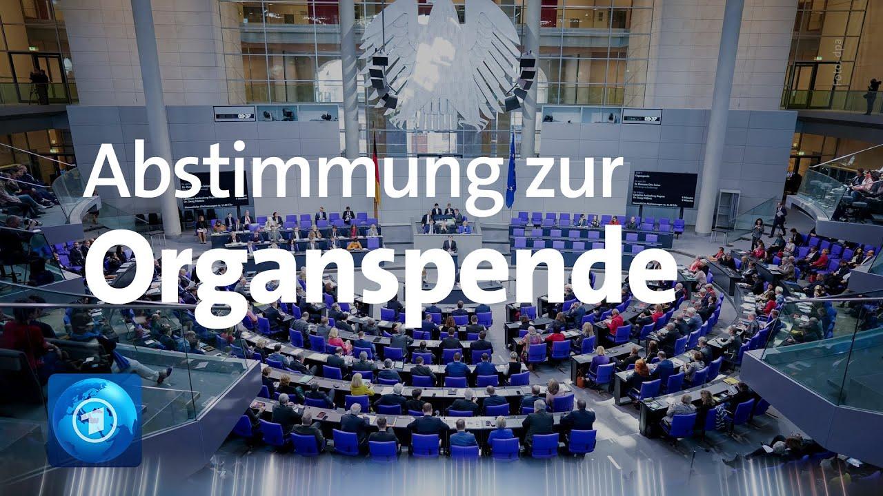 Organspende: Bundestag lehnt Widerspruchslösung ab