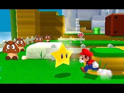 🎰 Super Mario 3D World: Star-Slot Machine (100 % All Flowers, 60 fps) HD [Gameplay Walkthrough]