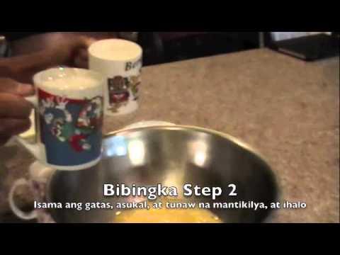 How to make Bibingkang Royal