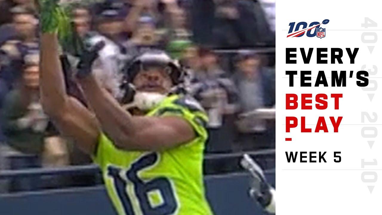Every Team's Best Play of Week 5! | NFL Highlights