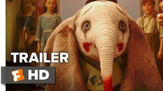 Dumbo Trailer #1 (2019) | Movieclips Trailers