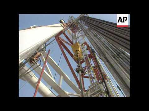 Kuwait - Oil Fields
