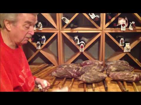 Cossa Family Tradition: How to Make Lonza