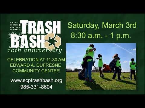 PROMO: Trash Bash 2018