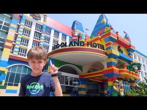 LEGOLAND Hotel - Malaysia Pirates Room