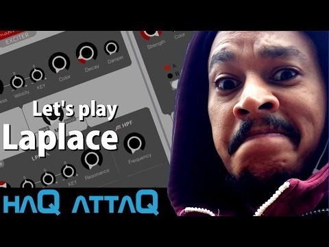 Laplace by iceGear │ iPad synthesizer - haQ attaQ 16