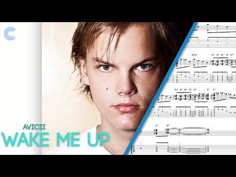 Wake Me Up- Avicii- Alto Saxophone Sheet Music, Chords, and Vocals