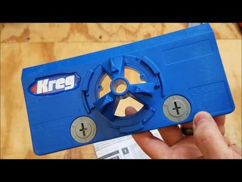 Kreg Concealed Hinge Jig Review and Setup Tips