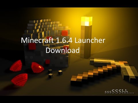 Minecraft 1.6.4:CRACKED LAUNCHER!! FREE!!