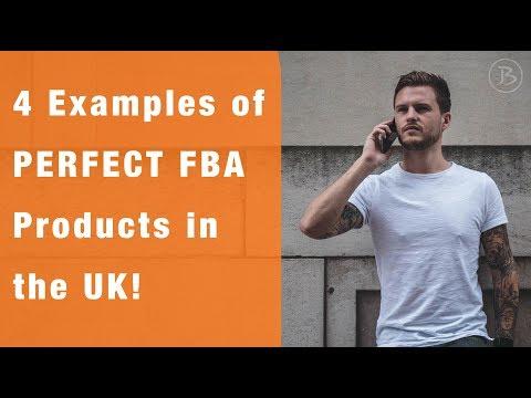 4 Examples of Perfect FBA Products in the UK - Amazon Seller UK - Amazon FBA UK 2017