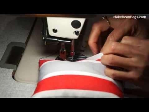 How To Make Bean Bags: Bean Bag Toss