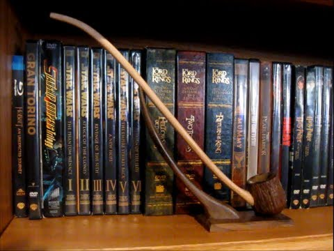 #23 Making a Long Stemmed Pipe Display Stand