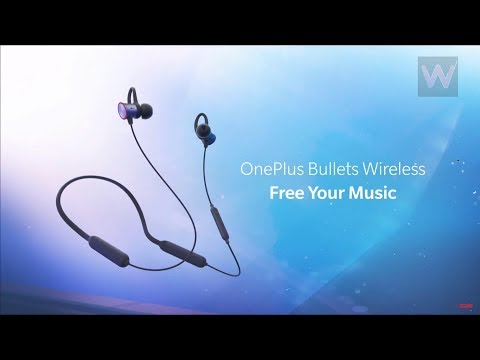 OnePlus Bullets Wireless Earbuds - Official Trailer