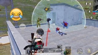 Trolling Noobs 🤣😂 | PUBG MOBILE FUNNY MOMENTS