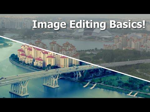 Image Editing Basics - GIMP for Beginners