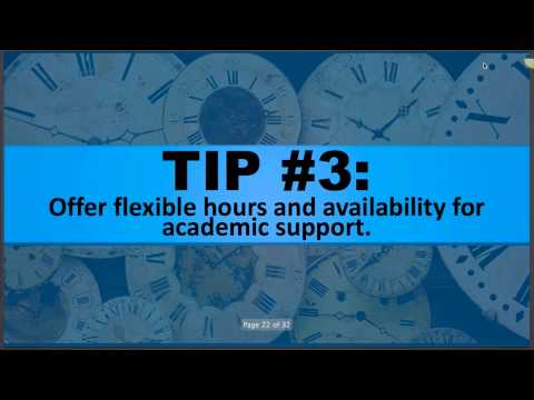5 Tips to Increase Student Retention | Upswing