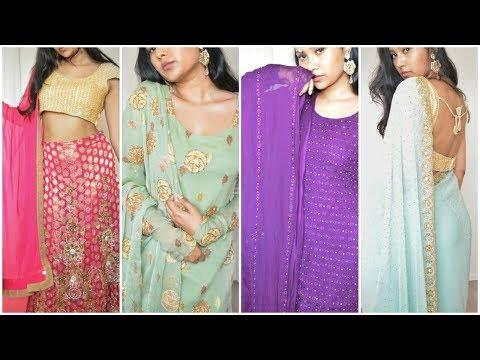 Indian Outfits, Eid, Diwali, Desi Wedding Lookbook