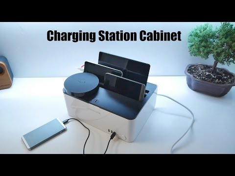 UGREEN: Charge Station Made Simple