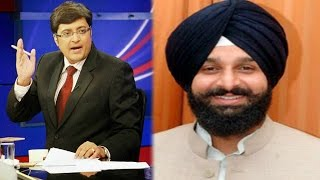 The Newshour Debate: Drug Questionnaire - Akali Dal Powerhouse In The Dock (22nd Dec 2014)