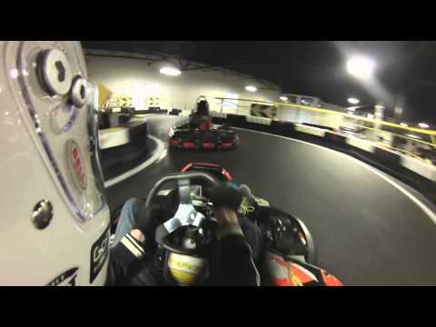Passing Everyone - Speedway Indoor Karting