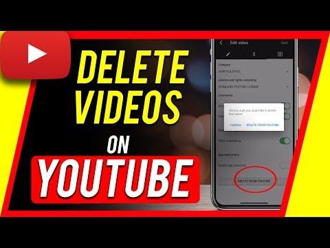 How To Delete YouTube Videos On iPhone in 2018