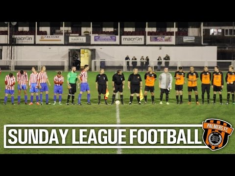 Sunday League Football - FOR THE DOUBLE (Cup Final)