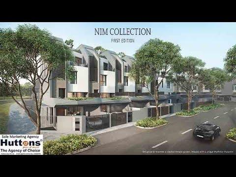 NIM Collection First Edition-Landed House-Developer Sales Team Hotline 96641681