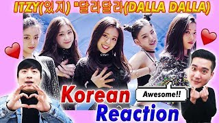 Download [ENG SUB]🔥KOREAN BOYS React to ITZY - 달라 달라 (DALLA DALLA) Video
