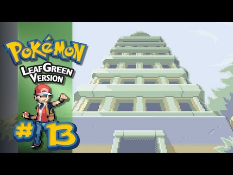 Pokemon Leaf Green :: Ep. 13 :: Lavender Tower Co.