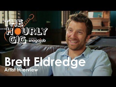 Hourly Gig: Artist Interview with Brett Eldredge