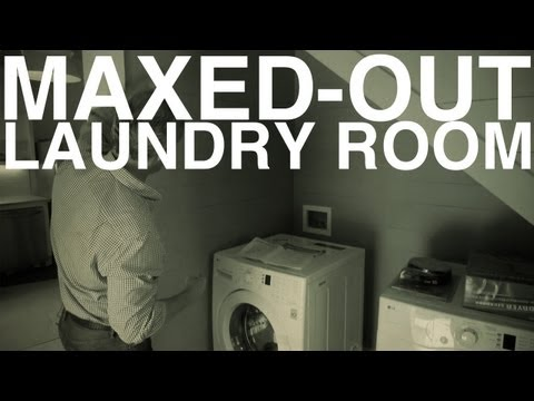 Maxed-Out Laundry Room | Day 137 | The Garden Home Challenge With P. Allen Smith