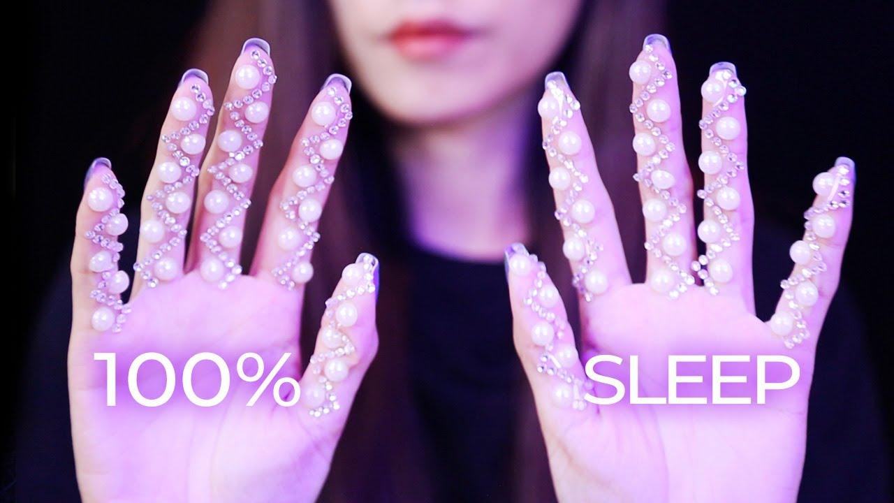 ASMR 100% Guaranteed Sleep Using Only Previews 2Hr (No Talking)