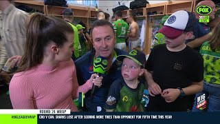 Ricky Stuart's emotional Paul Gallen tribute | Big League Wrap