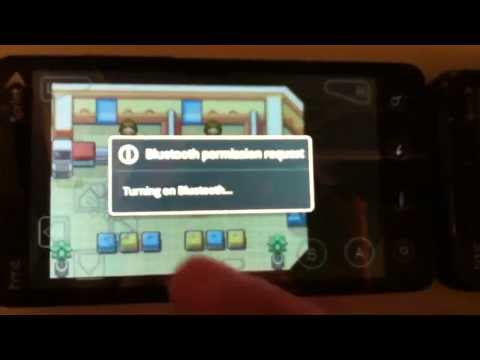 How to trade Pokemons with your friends on Android VBA / GBA Emulator