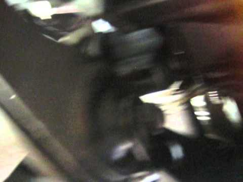 Gen 2 Prius transmission leak, loose final drive