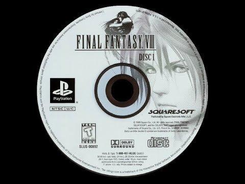 How to Break Final Fantasy VIII - Disc 1